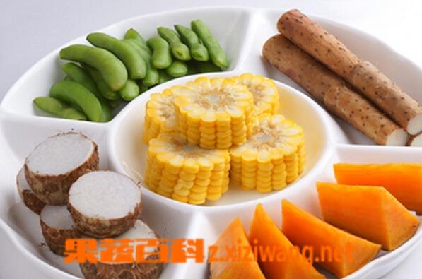 果蔬百科高纤维食物有哪些